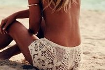 Beach Outfits / by Audrey Morissette