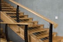Stairway rail designs / Just rail designs / by Cheryl McCulla