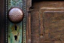 Doors / by Audrey Morissette