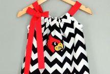 Cardinal Kids Gear / by Louisville Cardinals