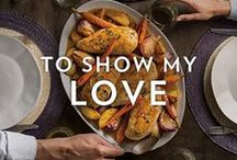 Why I Cook / Inspiration from my kitchen to yours. More ideas at #WHYICOOK and http://pinterest.com/swansonbroth / by Tori Avey