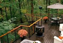 Deck and patio design / by Cheryl McCulla