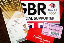 London 2012 Olympics. / An Amazing Sporting Event for TEAM GB....  / by Susan Holder