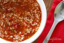 soup's on / by Cori DeVizia Notton