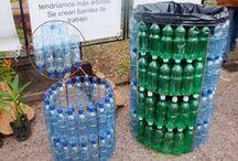 Plastique / Que faire avec du plastique de récupération ? / by Nana Fafo
