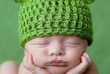 Crochet Hats and More / by Carey Clapp