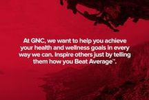 Beat Average / by GNC