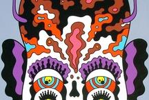 Illustration / by Hookedblog Street Art