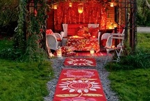 Outdoor Art, Lighting, Furniture, Spaces / by Nondus Fortner