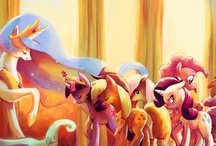My Little Pony / by Kimi Ward