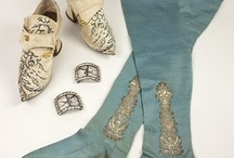 Antique SHOES & STOCKINGS / by Connie Robinson