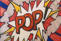 Pop Art / by Thomas Barron