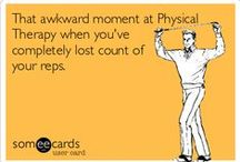 Physical Therapy Tidbits :) / Physical therapy stuff found around the web / by Jessica Ewers