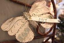 Christmas Ornament Ideas / by Tammy Thompson