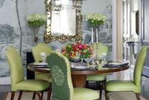 DINING ROOMS / by JGW
