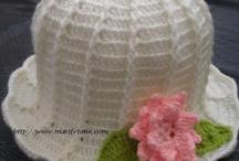 şapka ve bere modelleri / by Marifetane Hobi Dünyası