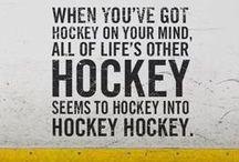 That's Hockey, Baby! / by Rachael Schnoor