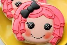 Birthday Ideas - Lalaloopsy / by Jill Elmer