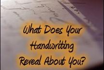 Handwriting Analysis aka Graphology / Handwriting Analysis ||| Graphology ||| Famous Signatures |||  / by Darlene Carter-Johnson
