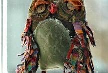 Owls! / by Corissa Godbolt