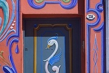 Doors, Beautiful Doors! / by Cheryl Nash
