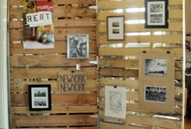 DIY with Wood Pallets / by Stacie Smith-Ocker
