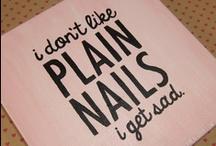 Cute Nail Ideas / Polish / by Dawn McCombs