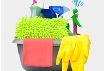 Homemade Cleaning Ideas / by Dawn McCombs