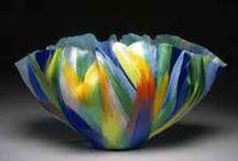 Art-Crafts MINERAL GLASS I / by Arlene Allen