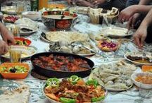 zRecipes-Party Theme  MIDDLE EAST: Everything but entrees / by Arlene Allen