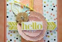 scrapbooking/cards / by Crystal Camarda