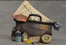 Vintage Medical History / Wacky, quacky procedures, instruments, drugs and things that astound.........! / by Lynne M Zaun