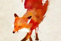 Art and Illustration / by Brit Shoaf Harner