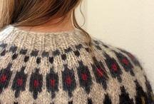 knit: pullover / by Séverine Serizy