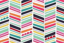 Patterns / by Brit Shoaf Harner
