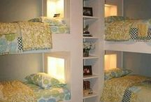 Bedrms - Closets - Beds & Linens / All about the bedroom and closet... / by Teresa Alexander