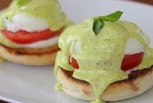 Food:  Breakfast/Brunch / by Letty Blanchard