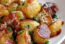 Food: Potatoes / by Letty Blanchard