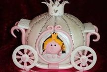 Cakes - Princesses & Disney's Fairytails / by Maya Bassan