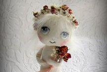 Handmade Dolls / by Jen Waugh