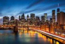 New York City / My favorite city in the world. / by Lisa Weldon