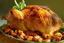 Family Thanksgiving at Home / Recipes for a #Thanksgiving family meal with tips for making your #holiday easier.  / by The Power of Family Meals