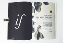 Editorial and Layout / by Brit Shoaf Harner