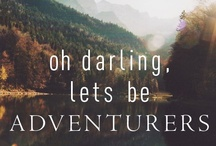 Let's Go On a Magical Adventure Together... / by Caitlin Leonard