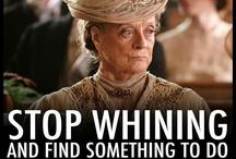 Downton Abbey / Downton Abbey / by Suzie Johnson