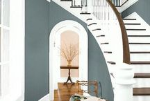 PAINT COLORS & TIPS / by Angela Magee Welch