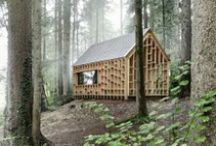 research | Wood Arch / by Sorina Ki