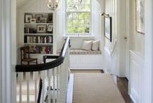 das haus | halls and stairs / by eyes_of_blue