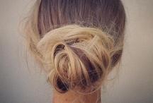Slightly Hair Obsessed / by Sarah November