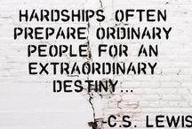 Wise Words / by Miranda Valenzuela